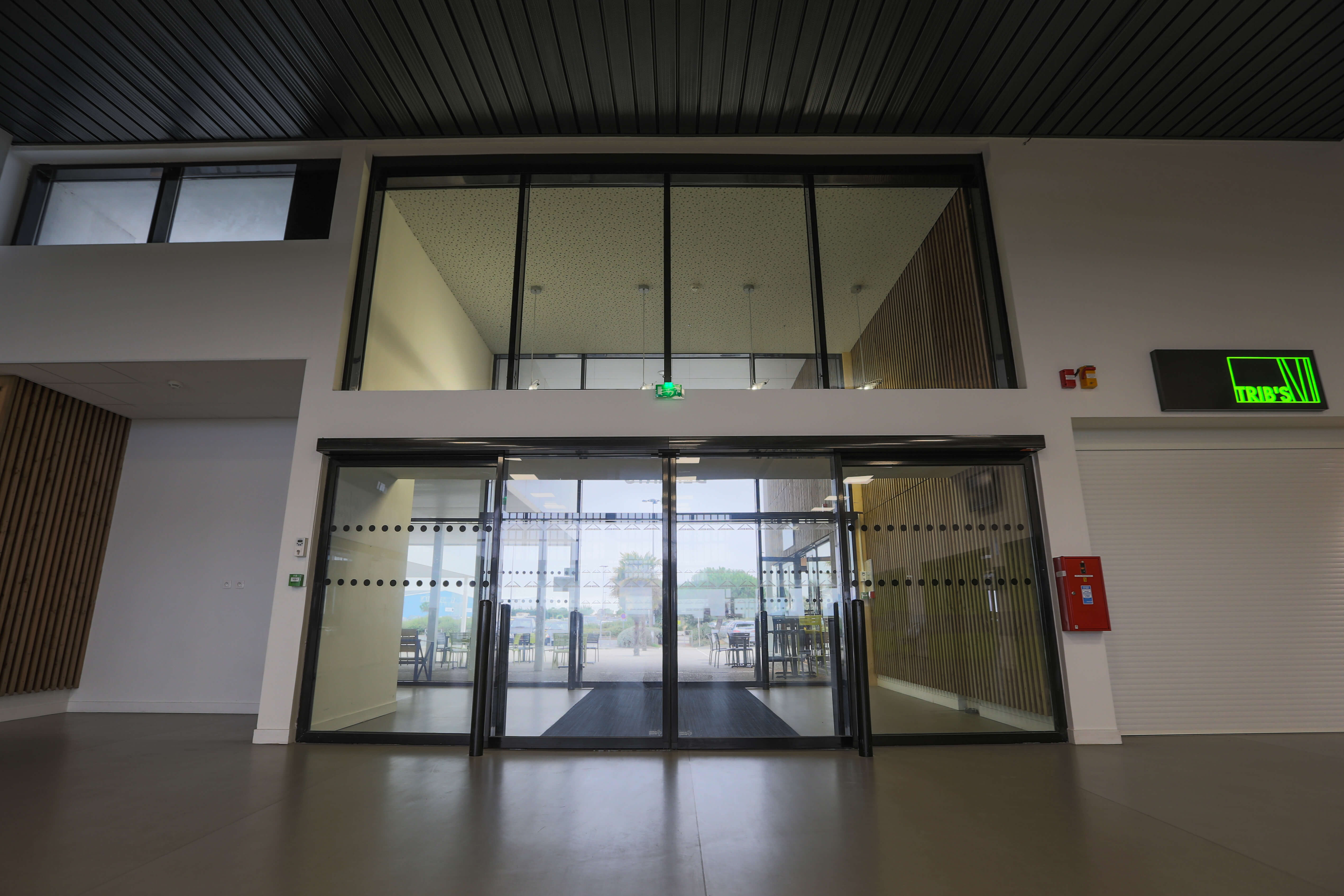 Ouverture – Aéroport de La Rochelle